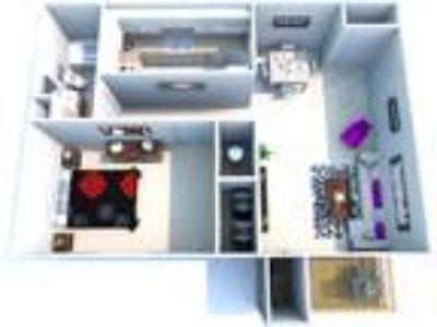 Oakwood Apartments - Phase II One BR One BA