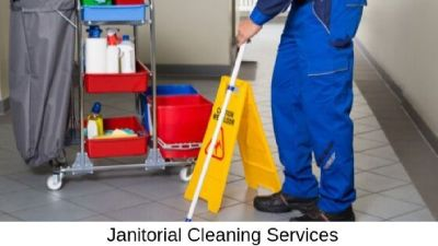 Janitorial Cleaning Services in Dallas, TX at Allied Facility Care