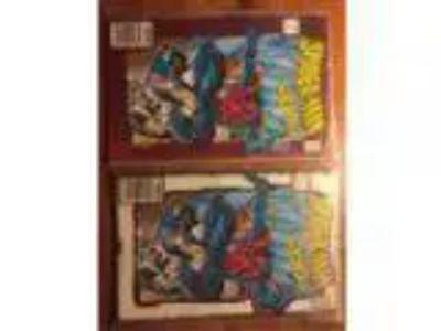 Marcel Comics Spider-man