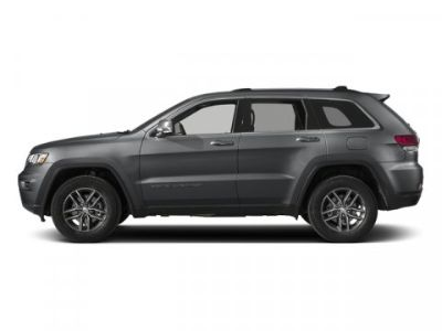 2018 Jeep Grand Cherokee Limited (Granite Crystal Metallic Clearcoat)