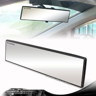 Buy Universal Broadway 300mm Wide Flat Car Truck Van Clip On Rear View Mirror motorcycle in Rowland Heights, California, United States