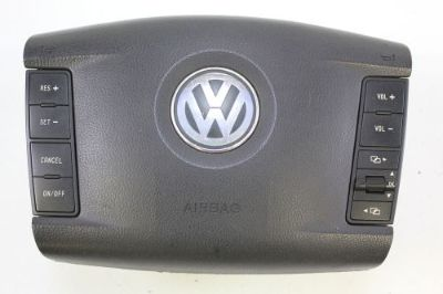 Find 2004 - 2006 VOLKSWAGEN TOUAREG STEERING WHEEL AIRBAG AIR BAG W/ SWITCH ASSY OEM motorcycle in Traverse City, Michigan, United States, for US $269.99