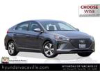Used 2018 Hyundai Ioniq Plug-In Hybrid Summit Gray, 21.9K miles