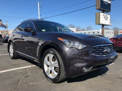 2011 Infiniti FX35 Base (Umbria Twilight)