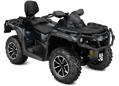 2018 Can-Am Outlander MAX Limited 1000R Utility ATVs Waterbury, CT