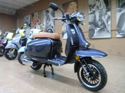 2020 Genuine Scooters Royal Alloy GT150 Scooter Downers Grove, IL