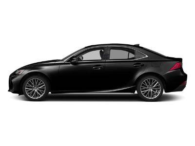 2018 Lexus IS IS (Obsidian)