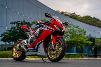 2017 Honda CBR 1000RR SP