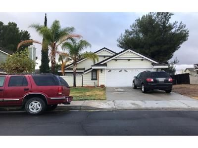 2 Bed 2 Bath Preforeclosure Property in Moreno Valley, CA 92551 - Nan Ave