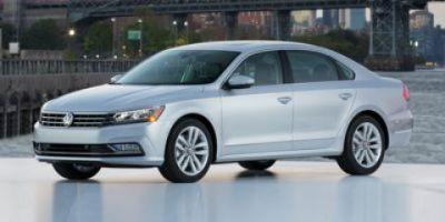 2019 Volkswagen Passat Wolfsburg Edition (Deep Black Pearl Metallic)
