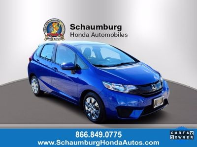 2017 Honda Fit LX (Bs/Aegean Blue)