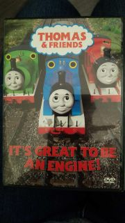 Thomas the Train. *it's great to be an Engine!