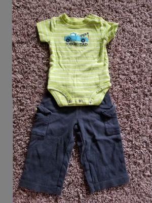 12 month Carter's outfit