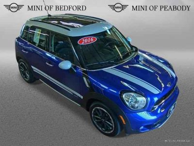 Used 2016 MINI Cooper Countryman ALL4 4dr
