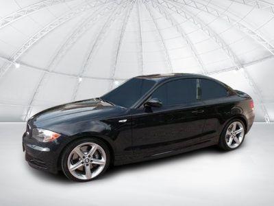 2008 BMW 1-Series 135i (Monaco Blue Metallic)