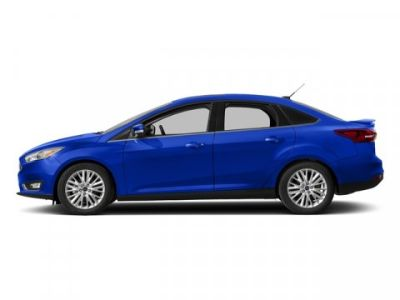 2018 Ford Focus Titanium (Blue Metallic)