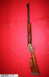 For Sale: 444 Marlin Navy Arms Rolling Block Rifle