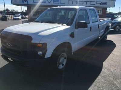 2008 FORD F250 SUPER DUTY 8FT BED