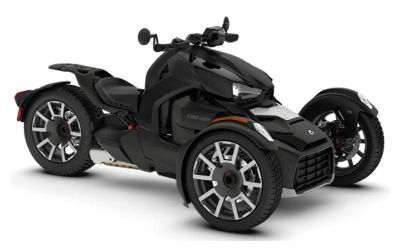 2019 Can-Am Ryker Rally Edition 3 Wheel Motorcycle Motorcycles Jesup, GA
