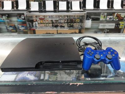 Sony Playstation 3 Slim Ps3