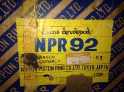 NOS DDS deano dynosaur NPR 92 piston and cylinders