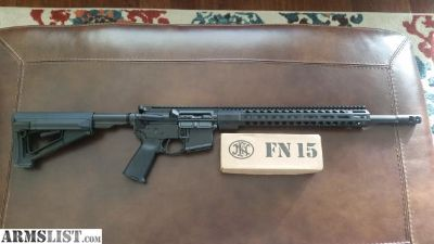 For Sale/Trade: FN 15 DMR II