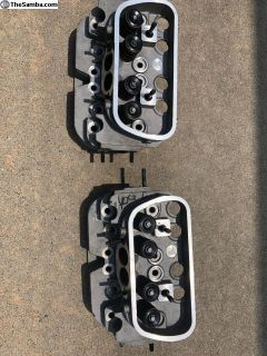 Dual Port Cylinder Heads 40x35.5 - 94mm Bore