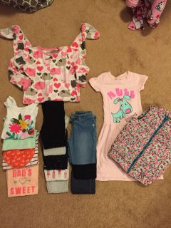 Girls clothing lot (donating them this weekend)