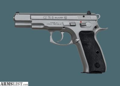 For Sale: CZ75B Matte Stainless
