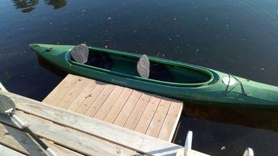 15' Perception Tandem Kayak