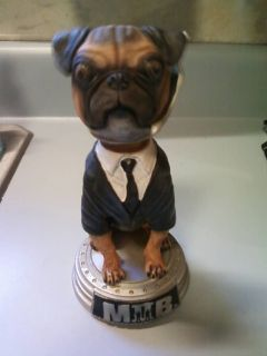 BRAND NEW IN BOX MEN IN BLACK 2 FRANK THE PUG BOBBLEHEAD