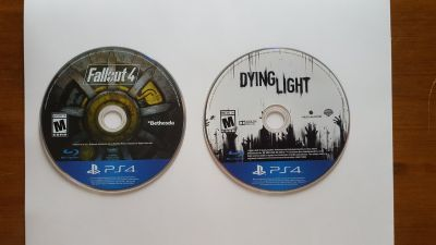 Fallout 4 & Dying Light