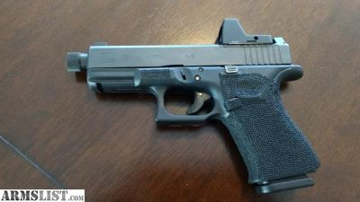 For Sale: Glock 19 MOS with trijicon rmr