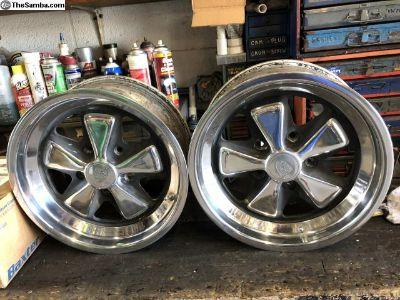 Porsche Fuchs 16 x7 wheels