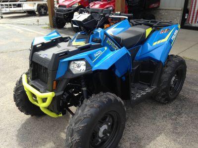 2018 Polaris Scrambler 850 Sport-Utility ATVs Elkhorn, WI