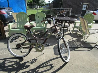 """Women""""s Forge Coco Comfort Style Bike Brown"""