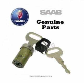 Purchase NEW Saab 1979-1994 900 Ignition Lock Cylinder with Key Genuine 32 019 063 motorcycle in Nashville, Tennessee, United States, for US $151.85