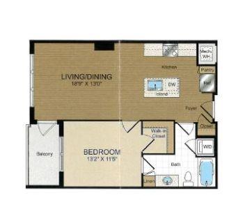 $6180 1 apartment in Reston