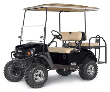 2019 E-Z-Go Express S4 Gas Golf Golf Carts Fort Pierce, FL
