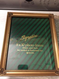 Signature Collection 8 X 10 Photo Frame