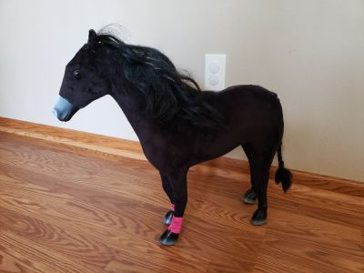 Horse for 18in doll