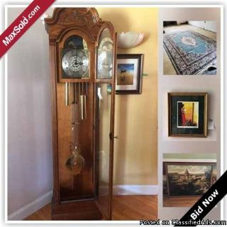 Trumbull Downsizing Online Auction