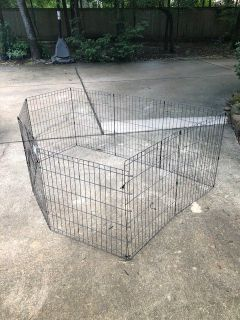Dog/Puppy pen. Configurable