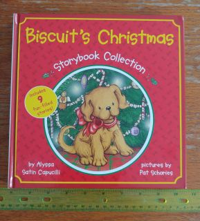Hardcover Biscuits Christmas Storybook Collection