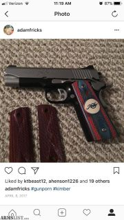 For Sale: Kimber Ultra Cdpii from the kimber custom shop