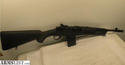 For Sale: RUGER MINI-14 Tactical .223