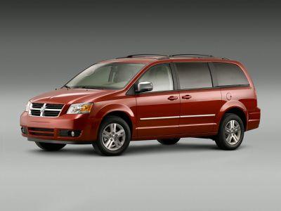 2009 Dodge Grand Caravan SE (Bright Silver Metallic Clearcoat)