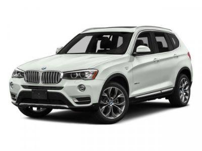 2016 BMW X3 xDrive28i (Gray)