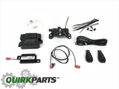 Purchase DODGE RAM 3500 4500 5500 DIESEL REMOTE START KIT WITH 2 KEY FOBS MOPAR GENUINE motorcycle in Braintree, Massachusetts, United States, for US $229.39