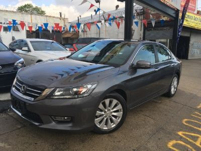 2013 Honda Accord EX-L (Gray  Metallic)